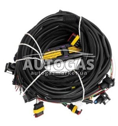 Проводка к блоку управления STAG-300 ISA2, 4 цил, разъемы: тип Valtek, PS-02/2