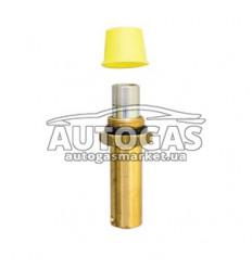 Ремкомплект ЭМК газа редуктора Tomasetto АТ04 (корпус, сердечник, пружина сердечника, кольцо уплотнительное корпуса сердечника)