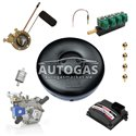 Комплект 4ц. STAG- 4 QBOX PLUS, ред.GreenGas Nordic до 190 л.с. (до 140 кВт), форс. STAG W-03 жиклер D1,5, фильтр